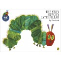 The very hungry caterpillar Eric Carle (board book)