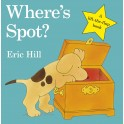 Where's Spot? board book
